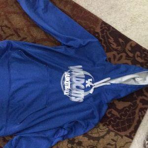 Kentucky wildcats basketball sweatshirt